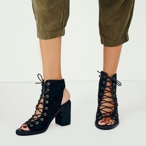 Jeffrey Campbell x Free People Lux Minimal Heels